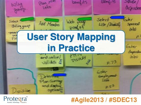 User Story Mapping In Practice Story Map Powerpoint