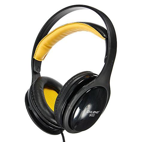 Headphone Ovleng Ovleng S222 Headband Stereo Headphone With Mic