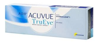 1 day acuvue trueye (30 pack) contactlenses ae