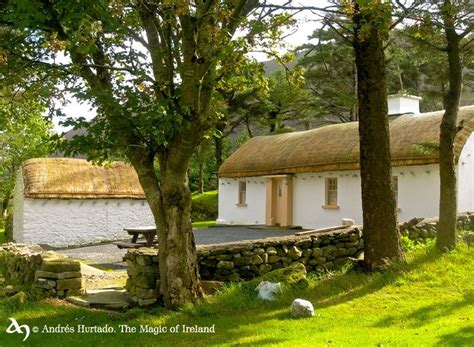 Thatched Cottage Donegal by Thatched Cottage In Donegal The Magic Of Ireland