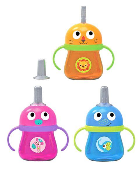 Baby Safe Cup Soft Spout 125 Ml Babysafe Botol Minum Bayi cup bottle sipper baby safe