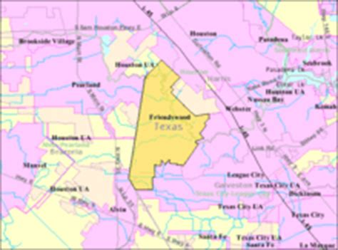 map of friendswood texas friendswood texas