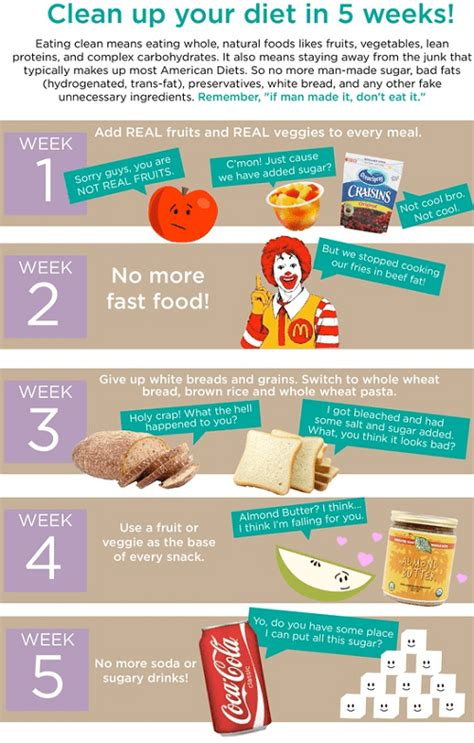5 Week Detox Diet by 5 Week Diet Cleanse Inspiremyworkout A Collection