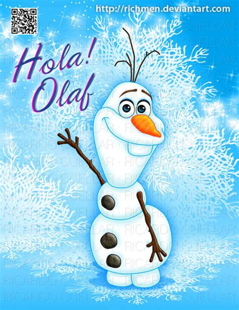 Imagenes De Hola Frozen   let it go was played when olaf and sven received their