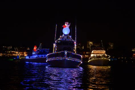 newport beach holiday boat parade where to see holiday lights 2017 in orange county 171 cbs
