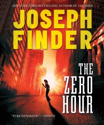 zero hour expeditionary books listen to zero hour by joseph finder at audiobooks