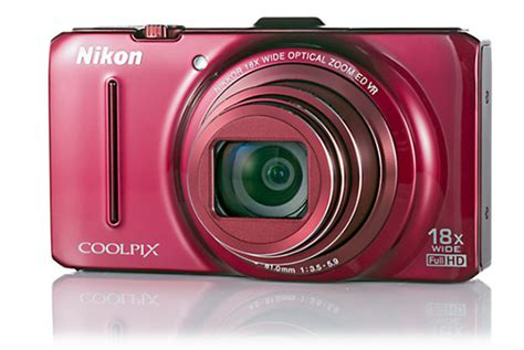 Nikon Coolpix S9300 Review Easy To Use So So Performance