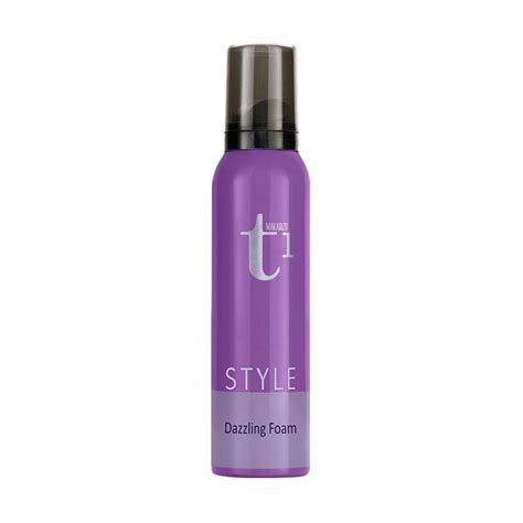 jual makarizo t1 style dazzling foam hair spray 150 ml