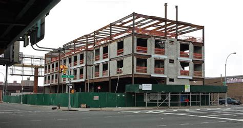 comfort inn bronx ny construction update two hotels rise in the south bronx