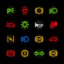 get to know your car warning lights and what to do when
