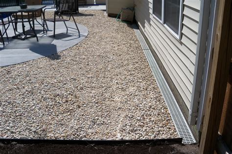 patio drainage solutions patio drainage ideas modern patio outdoor