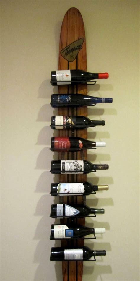surfboard wine rack snowboard wine rack ideas for steph an russ s house