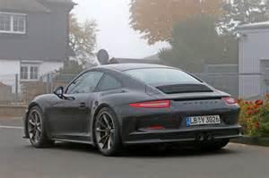 Porsche Of The Porsche 911 R 2016 Photos Of The Back To Basics