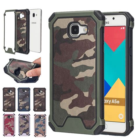 Samsung A3 2016 A310 Army Casing Cover Armor Bumper Keren army armor camouflage shockproof impact for samsung