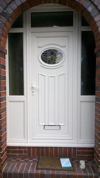 White Pvc Front Doors Upvc Doors Aspect Windows Ltd