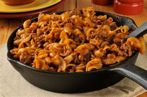 homemade hamburger helper thriftyfun