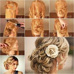 how to do fancy hairstyles for how to make red carpet looking updo wedding hairstyle