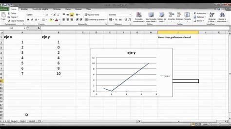 c mo graficar cuadros para ni os de preescolar ehow en graficar datos y funciones en microsoft excel youtube