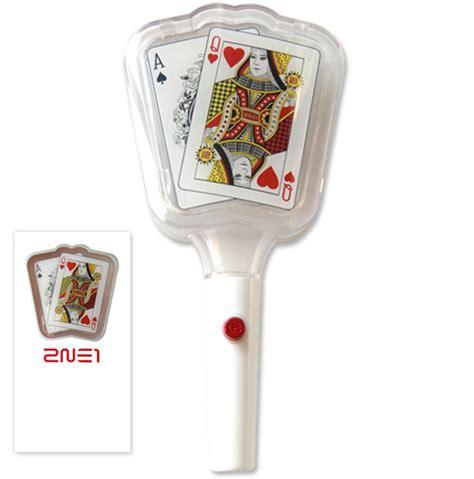 Official Light Stick Team Bii Nmb48 2ne1 lightstick version 1 2 3 random onehallyu