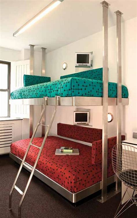 Pod Bunk Beds Neo Metro Unveils Bunk Beds For The Pod Hotel In New York Elite Choice