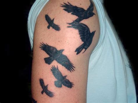 crow tattoo meaning tattoos designs ideas and meaning tattoos for you