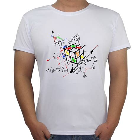 design a math shirt 2017 palace physics t shirt fashion math work design men t