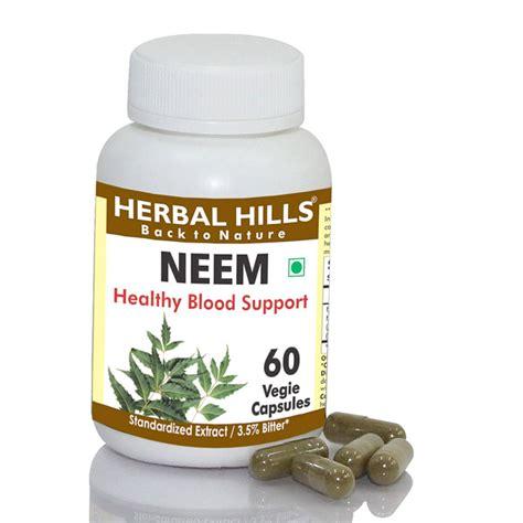 Herbal Bm Herbal Neem Capsules