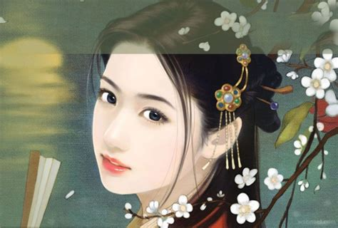 new chinese girls painting 40 most beautiful chinese paintings for your inspiration