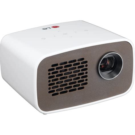 Lg Led Mini Projector lg ph300 hd minibeam portable dlp led projector ph300 b h