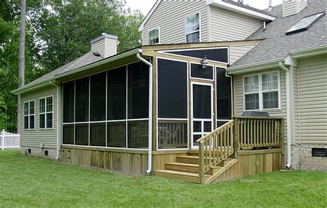 diy screen porch kits studio design gallery best
