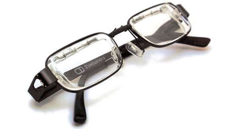 eyejusters self adjustable glasses for the developing world