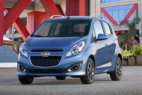 chevrolet spark  epa fuel economy rating autotrader