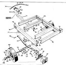 4 best images of trailer axle diagram 2 speed axle wiring diagram ez loader trailer parts