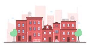 how to design a house how to create a flat cityscape in adobe illustrator