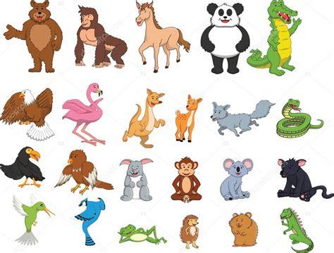 imagenes animales de la selva animados dise 241 o de ilustraci 243 n de dibujos animados animales selva