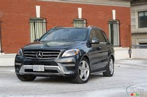 Mercedes 350 Ml 2014 2014 Mercedes Ml 350 Bluetec Review