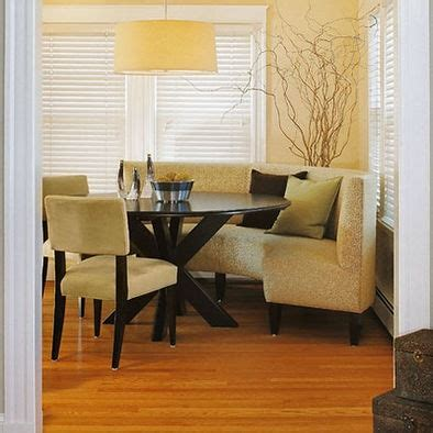 freestanding banquette seating banquette seating furnish pinterest photos