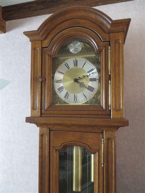standuhr tempus fugit standing westminster clock quot tempus fugit quot in complete