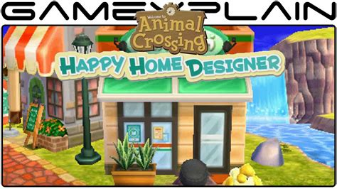 animal crossing happy home designer journal a shop for