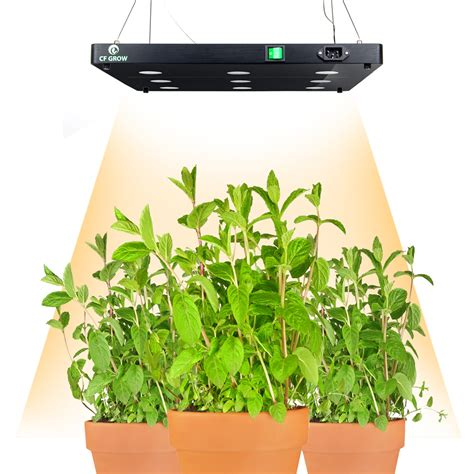 led grow light instructions ultra thin 810w cob led plant grow light full spectrum