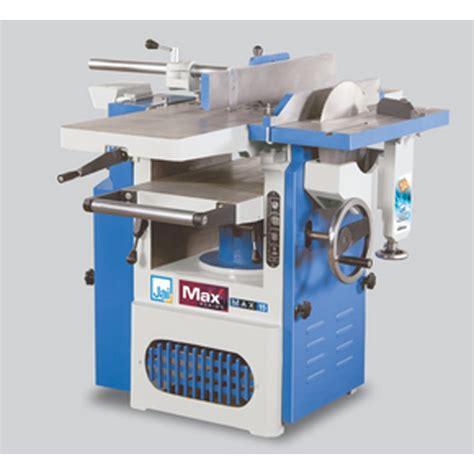combi planer thicknesser woodworking tools machines