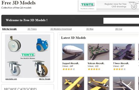 3d websites 45 best places you may visit to get or create free 3d