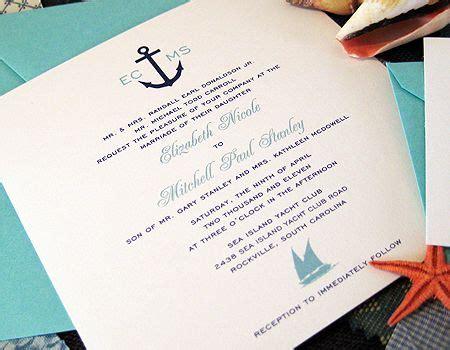 cruise wedding invitation cruise wedding boat wedding