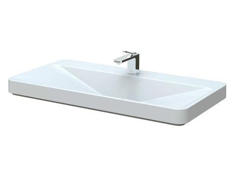 Wash Sg sg rectangular washbasin by toto
