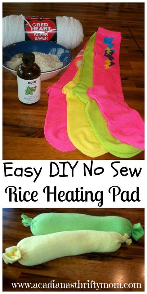 diy sock heating pad 17 best ideas about rice sock on rice warmers diy heating pads heat packs