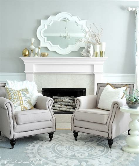 Summer Decorating Ideas For Your Living Room Decorating A Summer Mantel