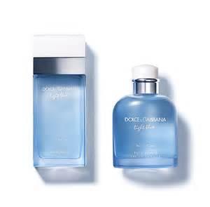 perfume light blue light blue pour homme of dolce gabbana