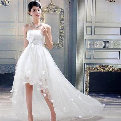 imagenes de vestidos de novia de los años 80 95 im 225 genes de vestidos de novia cortos largos y modernos