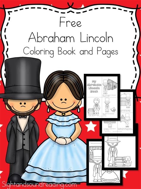 abraham lincoln coloring pages for kindergarten abraham lincoln coloring pages and coloring book abraham