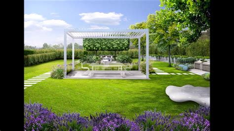 giardino moderno giardino moderno a frosinone